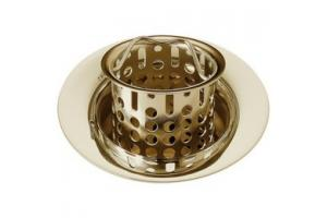 Delta 72011-BZ Floriano Brilliance Brushed Bronze Kitchen Sink Flange & Strainer