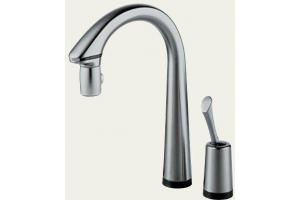 Brizo Pascal 64900-SS Brilliance Stainless Kitchen Pull-Down Faucet