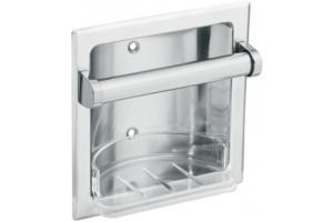 Moen 2565CH Commercial Chrome Soap Holder