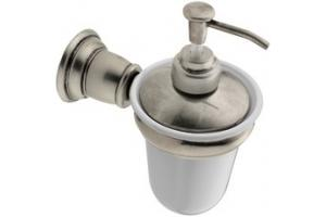 Creative Specialties by Moen Kingsley YB5466AN Antique Nickel Wall Mounted Soap Dispenser