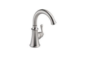 Delta 1914-AR-DST Traditional Arctic Stainless Beverage Faucet