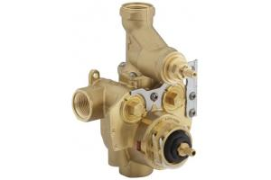 "Kohler MasterShower K-2976-KS Xvii 3/4"" Thermostatic Valve with Integral Volume Control and Stops"