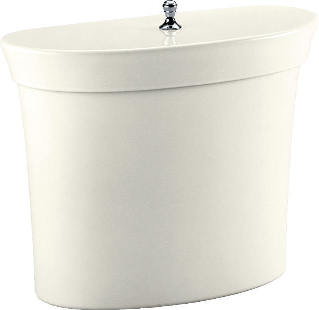 Tremendous Kohler Serif K 4608 0 White Toilet Tank Affordablefaucets Gamerscity Chair Design For Home Gamerscityorg