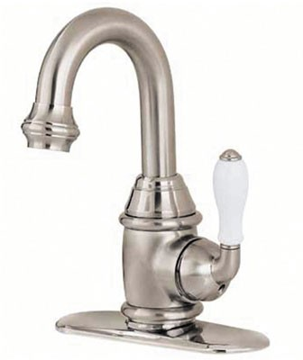 Price Pfister 42-H5FK Savannah Brushed Nickel Centerset Bath Faucet ...