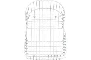 Kohler Marsala K 6522 0 White Coated Wire Rinse Basket