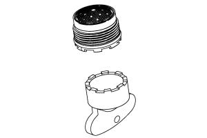 Kohler 1100416 Part - Aerator Kit