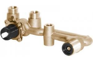 Price Pfister 0x2 110a 2 Handle Pressure Balance Tub